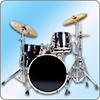 Скачать Easy Real Drums-Real Rock and jazz Drum music game на андроид