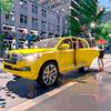 Крейсер такси Симулятор 2017