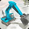 Скачать Сильный снег экскаватор на андроид бесплатно