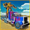 Скачать Робот Транспорт грузовик на андроид