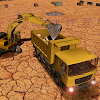 Haul Truck Rocks Transporter