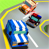 Blocky Car Driving