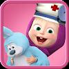 Маша и Медведь: Игрушечный доктор