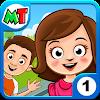Скачать Май Таун : Семейный дом на андроид бесплатно
