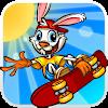 Скейтбордист Банни - Bunny
