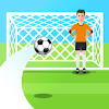Penalty Shooter Goalkeeper Shootout Game