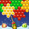 Лопать пузыри santa