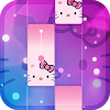 Magic Cat Piano Tiles - Crazy Tiles Kitty Sound