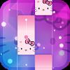 Скачать Magic Cat Piano Tiles - Crazy Tiles Kitty Sound на андроид бесплатно