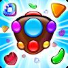 Сахарная конфета Мания - Матч 3