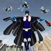 Г-н гравитационный летающий супергерой 3D