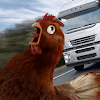 Chicken Challenge: Cross Road Royale