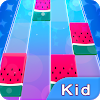 Magic Piano Tiles Kid - Crazy Animal Piano