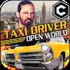 Crazy Драйвер Open World: симулятор такси