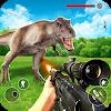 Скачать Дино охота Свободная дикая животная игра на андроид