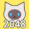 Скачать Cat 2048 на андроид бесплатно