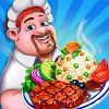 Готовка История Crazy Кухня Chef Ресторан Игры