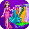 Royal Princess Party Dress up Games for Girls
