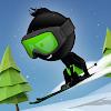 Скачать Stickman Ski на андроид бесплатно