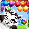Скачать Raccoon Bubbles - Bubble Shooter на андроид бесплатно