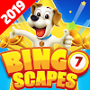 Скачать Bingo Scapes - Bingo Party Game на андроид бесплатно