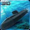 Русский Submarine ВМФ война 3D