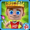 Краска Сказка: Игра для Детей