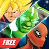 Супергерои Боевые игры Теневая битва