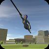 Скачать Super Girl Rope Hero 2 на андроид бесплатно