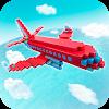 Скачать Самолет Выживание Блок - Летать Имитатор Игра на андроид бесплатно