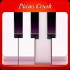 Piano Crush-Tap Tiles