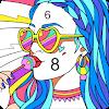 Скачать Paint.art - Paint By Number & Coloring Book на андроид бесплатно