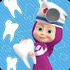 Маша и Медведь: Игры Стоматолог: Лечение Зубов