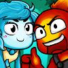 Скачать Fire and Water Couple: Online Platformer на андроид бесплатно