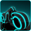 Название игры: Neon Bike Race