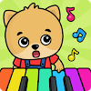 Скачать Детское пианино – развивающие игры для детей на андроид бесплатно