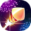 Flashy Fireworks: Shoot the firework rocket league
