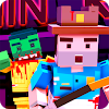 Zombie Man vs Cop Man