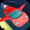 Скачать Flying Car Simulator 2018: Air Stunts на андроид