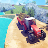 Скачать Tractor Truck Driving Sim: Hill Cargo Transport на андроид бесплатно