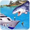 Blue whale : Angry Shark Sim 2018