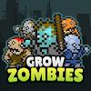 Скачать Растут зомби-Объединить зомби на андроид бесплатно