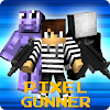 Скачать Пиксельный стрелок Pixel Gunner на андроид бесплатно