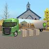 Скачать Симулятор грузовиков 3D: Доставка по городу на андроид бесплатно