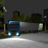 Скачать Ночь грузовик Стоянка 3D на андроид бесплатно
