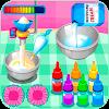Скачать Цветные кексы на андроид бесплатно