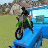 Скачать Stunt Bike 3D: Ферма на андроид