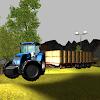 Скачать Night Tractor 3D: Hay Transport на андроид бесплатно