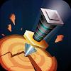 Скачать Knife Throw 3D на андроид бесплатно