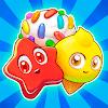 Скачать Сладкие Загадки - бесплатная головоломка 3-в-ряд! на андроид бесплатно